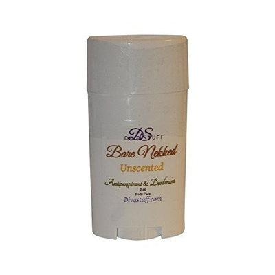Bare Nekkid Unscented Aluminum Free Antiperspirant & Deodorant By Kym's Diva Stuff by Diva Stuff