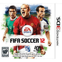 EA FIFA Soccer 12 Nintendo 3DS