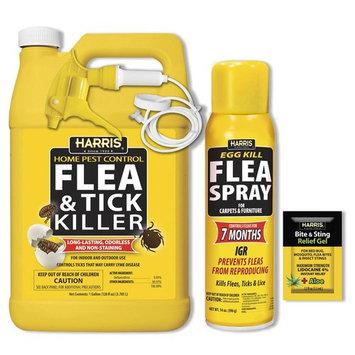 Harris 7-Month Flea and Tick Killer Kit