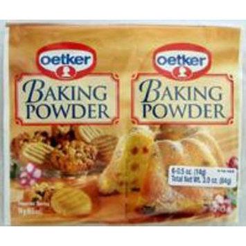Baking Powder (Oetker) 84g