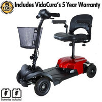 Drive Medical Bobcat X4 Including VidaCura's extended 5-Year warranty