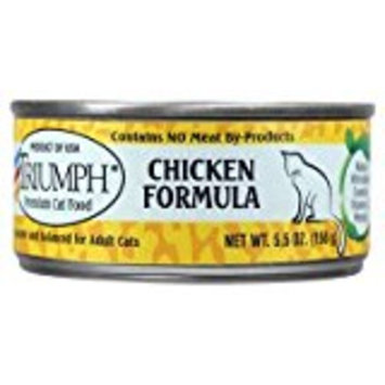 TRIUMPH CANNED CAT FOOD 24 CT.