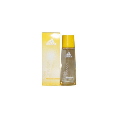 Adidas Free Emotion By Adidas Edt Spray 1.7 Oz