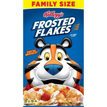 Frosted Flakes Breakfast Cereal - 24oz - Kellogg's