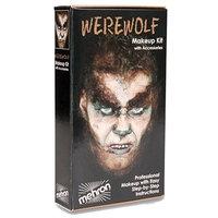 KMP-WW Mehron Werewolf Kit Werewolf Makeup Kit