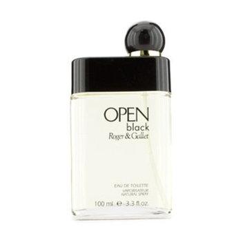 Roger & Gallet Open Black Eau De Toilette Spray For Men 100Ml/3.4Oz