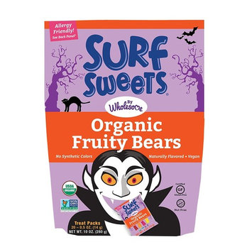 Surf Sweets Organic Trick or Treat Pack, 10 oz, Single Unit [Treat Pack]