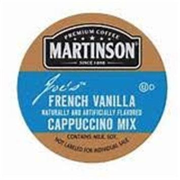 Martinson Coffee Martinson RealCups (K-Cup Style) - French Vanilla Cappuccino - 24ct