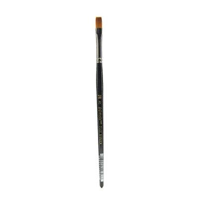 Loew-cornell Golden Taklon Brushes 8, shader, 7300 [pack of 2]