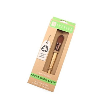 The Blvd Eco Friendly Foundation Brush ( all natural bamboo handles)