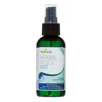 Sigform Herbal Muscle Mist, 4 Oz