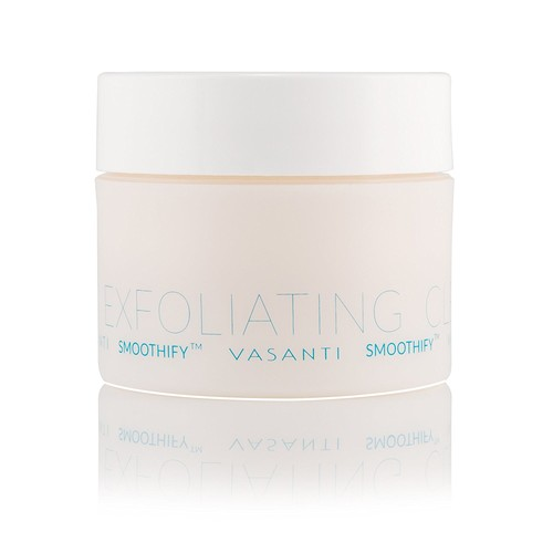 Vasanti Smoothify Sweet 'n Salty Luxury Body Scrub - Enriched with Canadian Pink Salt, Sugar Crystals and Aloe - Paraben Free, Sulfate Free, 99% Natural, Vegan Friendly, Never Tested on Animals