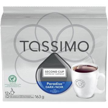 Kraft Foods Canada Tassimo Second Cup Paradiso Dark Roast T-Discs Coffee