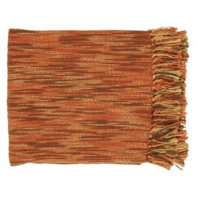 Surya Teegan Acrylic Throw Blanket