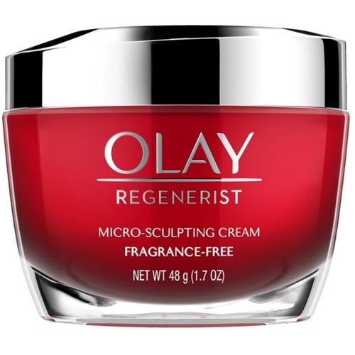OLAY Regenerist Micro-Sculpting Cream Fragrance Free