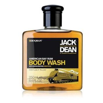 Jack Dean Body Wash, American Bay Rum, 8.4 Fluid Ounce