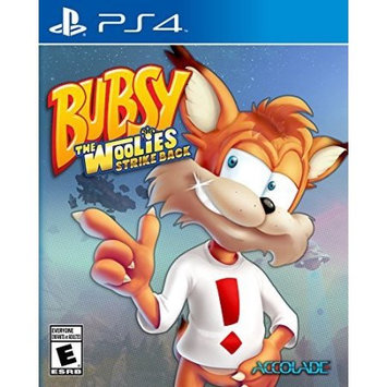 Tommo Bubsy: The Woolies Strike Back Playstation 4 [PS4]