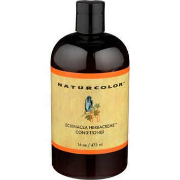 Naturcolor Echinacea Herbacreme Conditioner, 16 Ounce