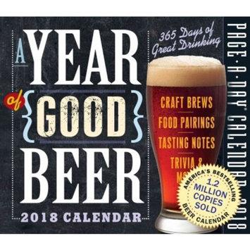 Year of Good Beer 2018 Calendar (Paperback)