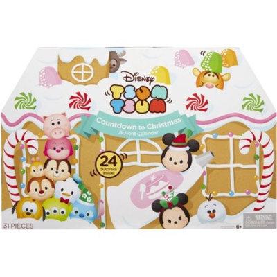 Jakks HK Ltd. Disney Tsum Tsum Countdown to Christmas Advent Calendar - 31 Pieces