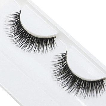 Creazy Natural Beauty Dense A Pair False Eyelashes