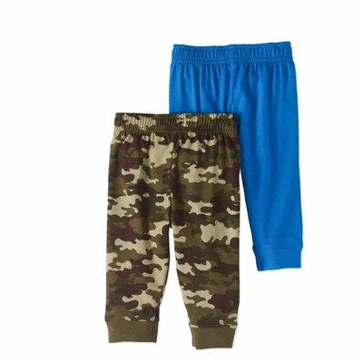 Baby Boys' Jogger Pants, 2-Pack