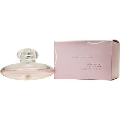 Gres Parfums Caline Eau De Toilette For Women 50Ml