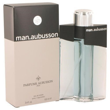 Aubusson 481475 Man Aubusson by Aubusson Eau De Toilette Spray 3.4 oz
