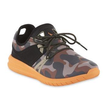 Risewear Men's Split 11 Gray/Black/Red Athletic Shoe [Width : Medium]