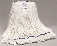 Renown 881526 Renown Premium Wet Mop - Blend Looped End
