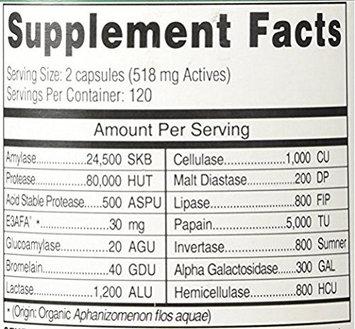 E3 Enzyme Supreme Formula-50 gr. Powder