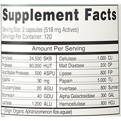 E3 Enzyme Supreme Formula-50 gr. Powder