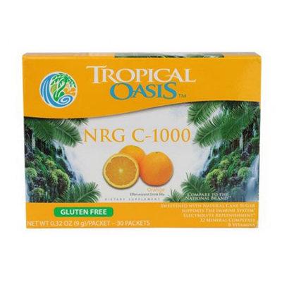 Tropical Oasis NRG C-1000 - Orange Grapefruit - 30 Packets