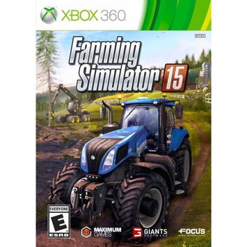 Giants Software Gmbh Farming Simulator 15 - Pre-Owned (Xbox 360)