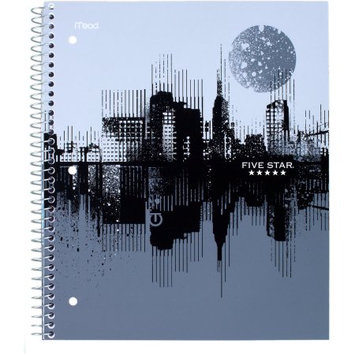 Five Star® Graphics College Ruled Notebook - 1 Subject (08096) - Five Star Notebooks
