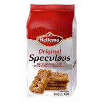 Hellema Speculaas Spiced Cookies 14 Oz (Pack of 12)