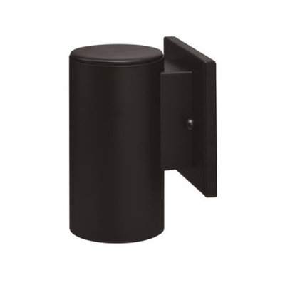 Royal Pacific LED Outdoor Cylinder Wall Mount in B - Down Light