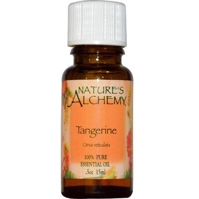 Nature's Alchemy Essential Oil - Tangerine - .5 oz