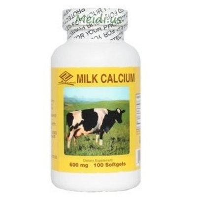 NU HEALTH® Milk Calcium Softgels