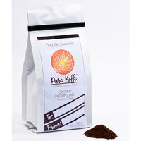 Ground Coffee - Farm To Table Colombian Coffee - Fresh Beans or Coarse Ground Coffee - Perfect for Hot and Cold Brew Coffee [Ground]