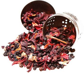Chinese Tea Culture Peach Island Fruit Tea - 100% Natural - Chinese Tea - Fruit Tea - Decaffeinated - Tea - Loose Tea - Loose Leaf Tea - 4oz