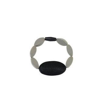 Boston Teething Bracelet Black