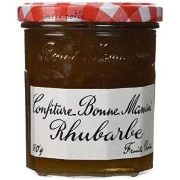 Bonne Maman French Jam Rhubarb 370g