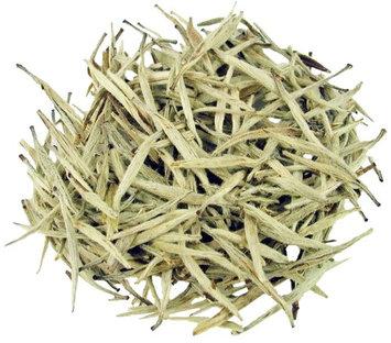Chinese Tea Culture Silver Needle White Tea - Bai Hao Yin Zhen - Caffeinated - Chinese Tea - White Tea - Tea - Loose Tea - Loose Leaf Tea - 8oz
