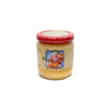 Laxmi Natural Traditional Indian Style Pure Cow Ghee - 16oz