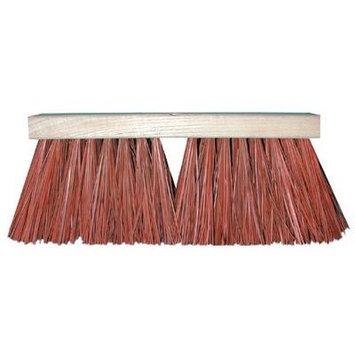 Magnolia brush Palmyra Stalk Street Brooms - 1516P
