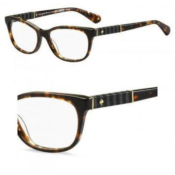 Eyeglasses Kate Spade Daina 0086 Dark Havana