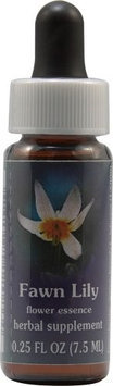 FLOWER ESSENCE SERVICES, Fawn Lily Dropper - 0.25 oz