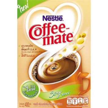 Nestle Coffee Mate Soy Creamer 400-grams Box