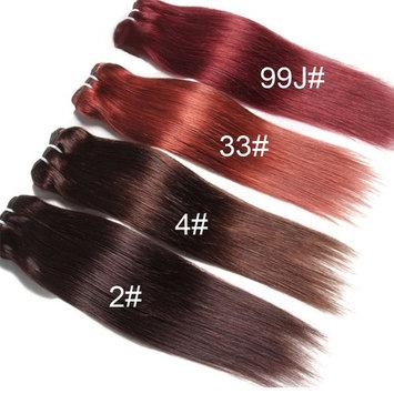 Nadula 6a Brazilian Straight Hair Weaves 3pcs/lot Virgin Remy Human Hair Bundles Natural Color